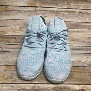 Adidas Pharrell Williams Tennis HU LIGHT BLUE PW